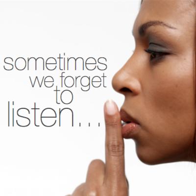 t listen